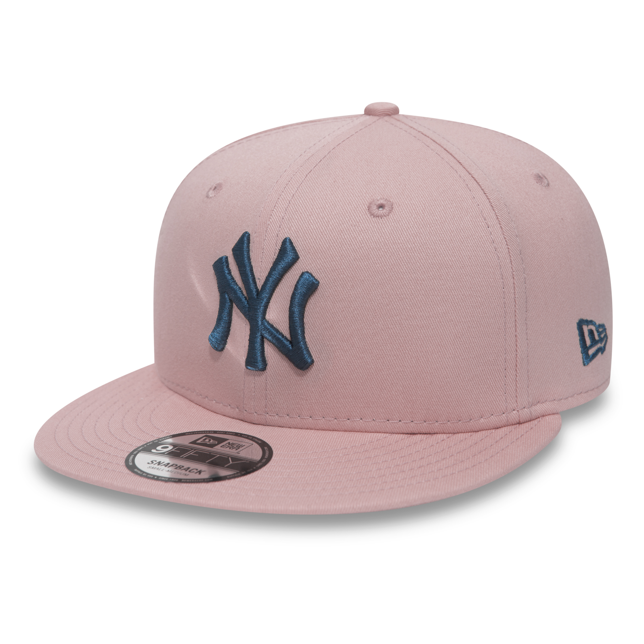 ... rosa New York Yankees Essential 9FIFTY Snapback 2b9aef35092