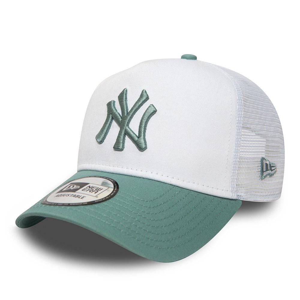 Gorra trucker New York Yankees Essential A Frame 17a0d3bc696