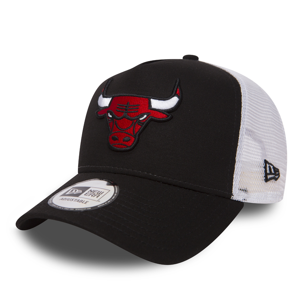 Chicago Bulls Essential A Frame Trucker nero
