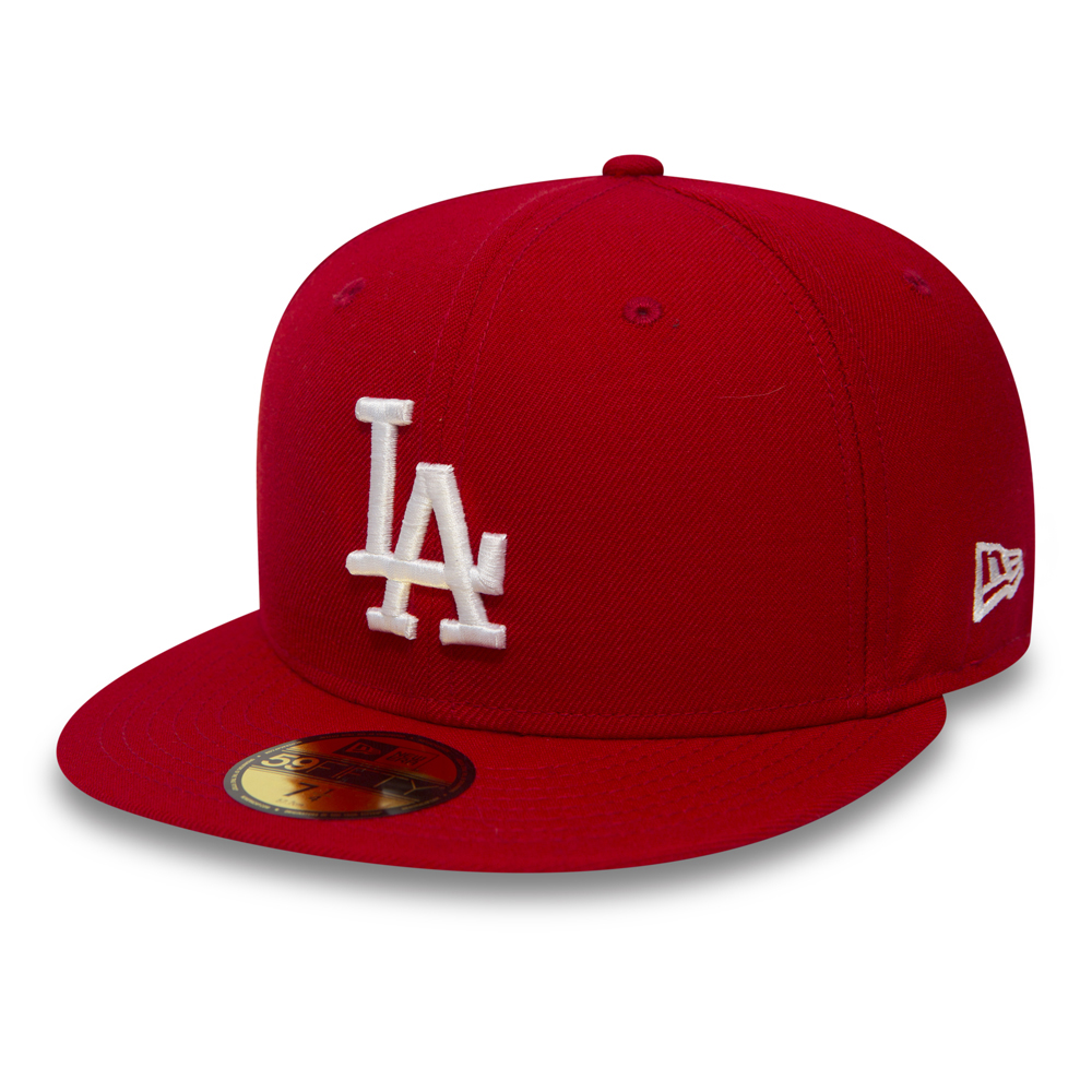 LA Dodgers Essential Red 59FIFTY 60c0298d56c