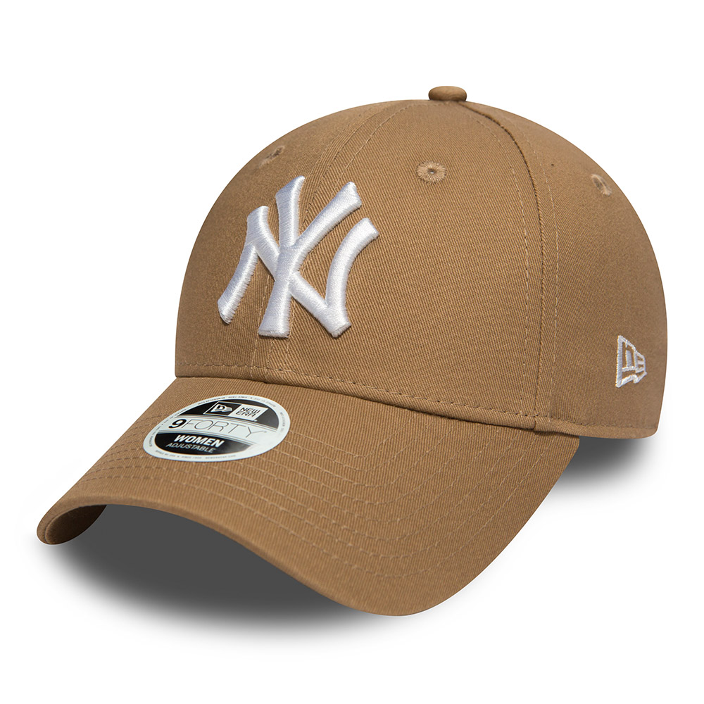 ... caqui New York Yankees Essential 9FORTY mujer fcd68813983