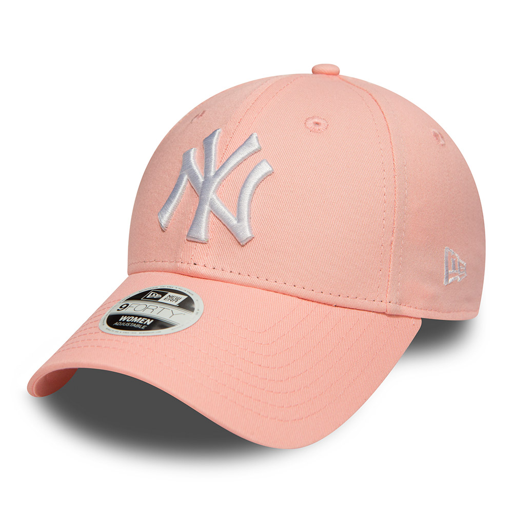 ... rosa New York Yankees Essential 9FORTY mujer 810b0d4eae9