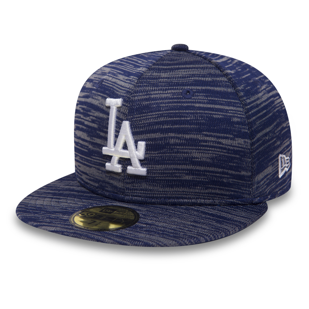 d912068ee67e 59FIFTY – Los Angeles Dodgers Engineered Fit – Blau   New Era
