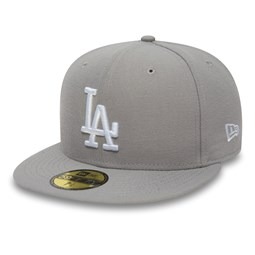 LA Dodgers Essential Grey 59FIFTY