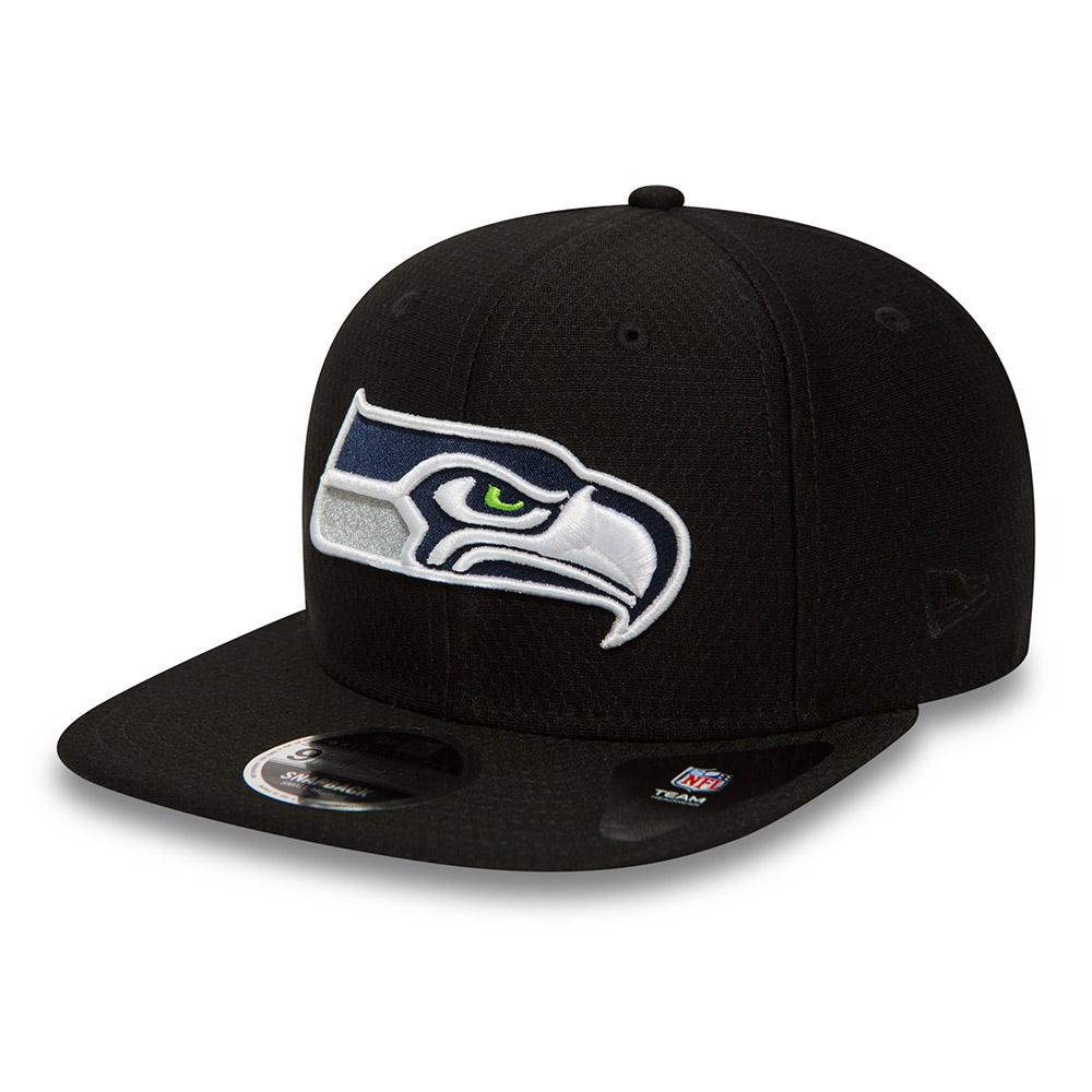 9FIFTY Snapback – Seattle Seahawks Dry Era Tech Original Fit – Schwarz