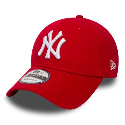 b399aa08ba315 NY Yankees Essential Red 9FORTY