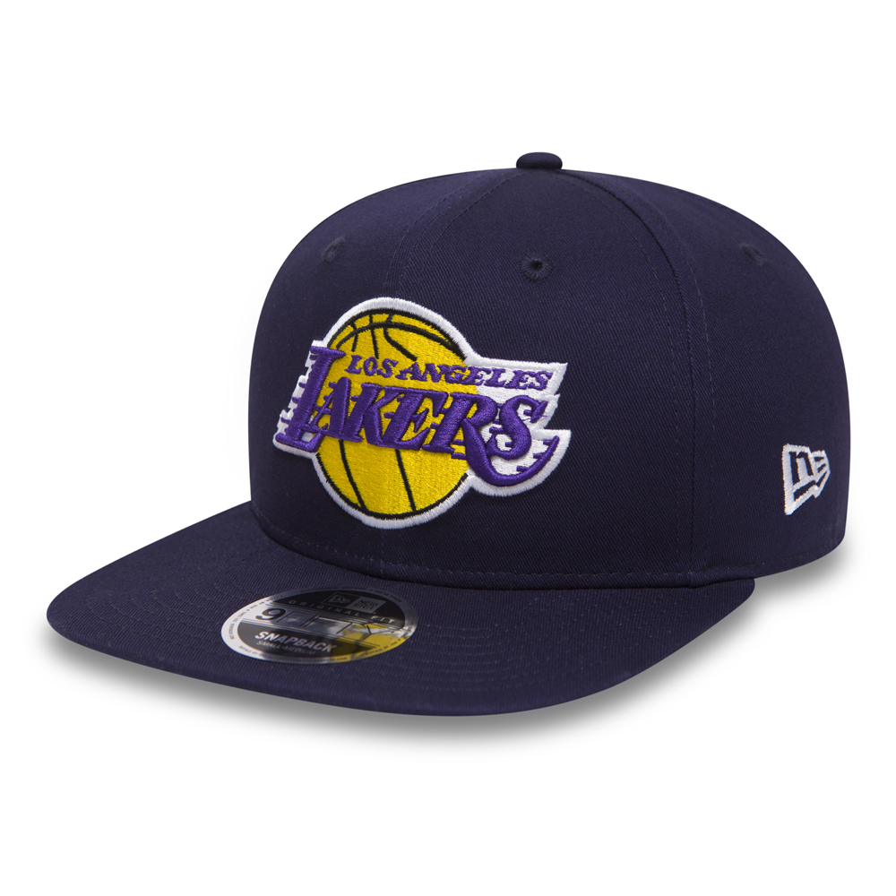 Los Angeles Lakers Coastal Heat Original Fit 9FIFTY Snapback
