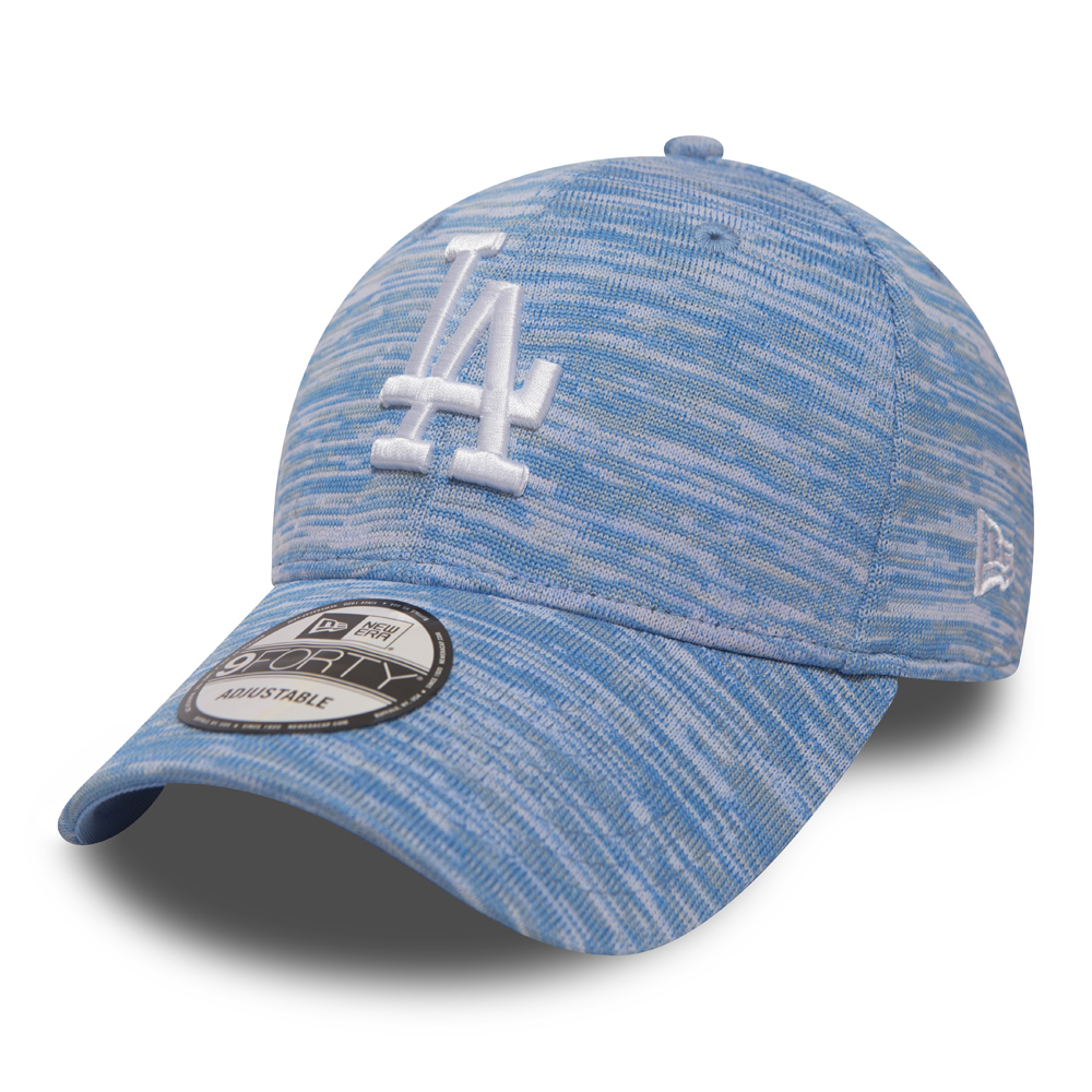 54b3f2789b17 9FORTY – Los Angeles Dodgers – Engineered Fit – Hellblau   New Era