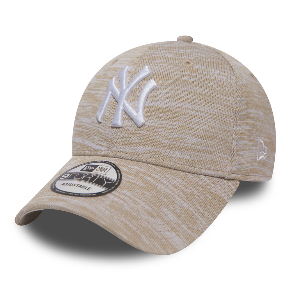 New York Yankees Engineered Fit 9FORTY grège