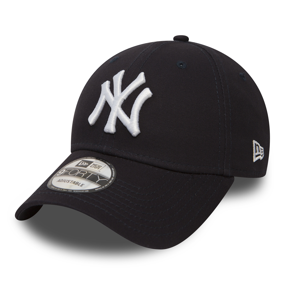 NY Yankees Essential 9FORTY bleu marine