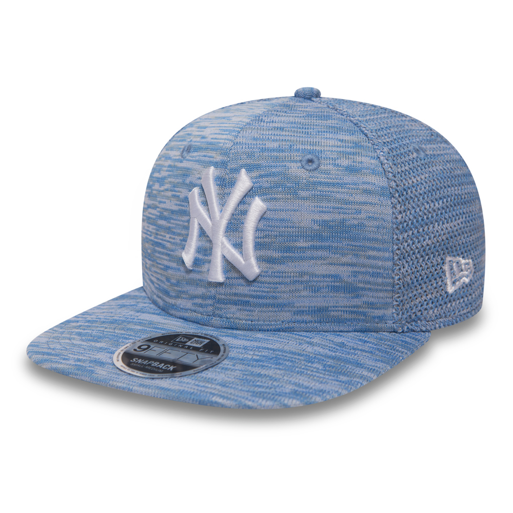 New York Yankees Engineered Fit Blue OF 9FIFTY Snapback