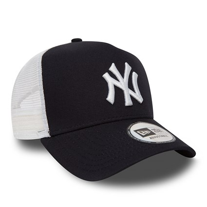 New York Yankees  Clean A Frame Navy Trucker