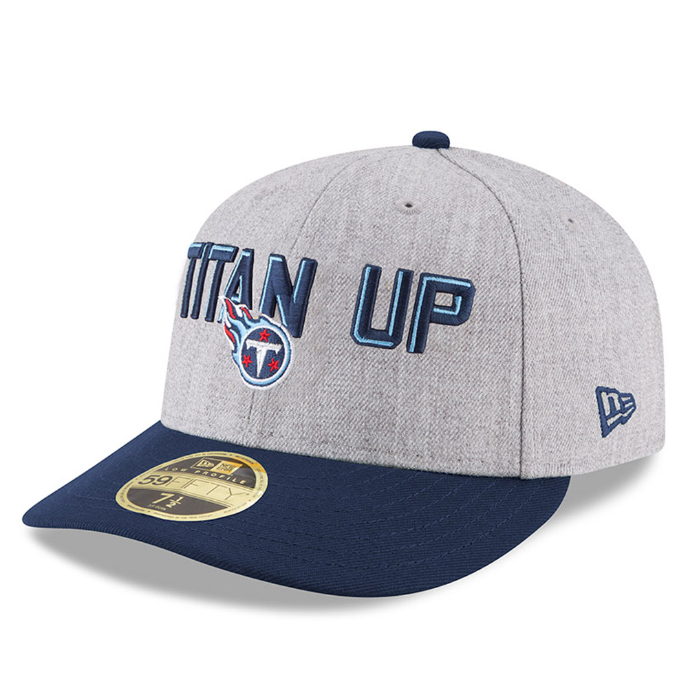 Tennessee Titans 2018 NFL On-Stage Draft Low Profile 59FIFTY