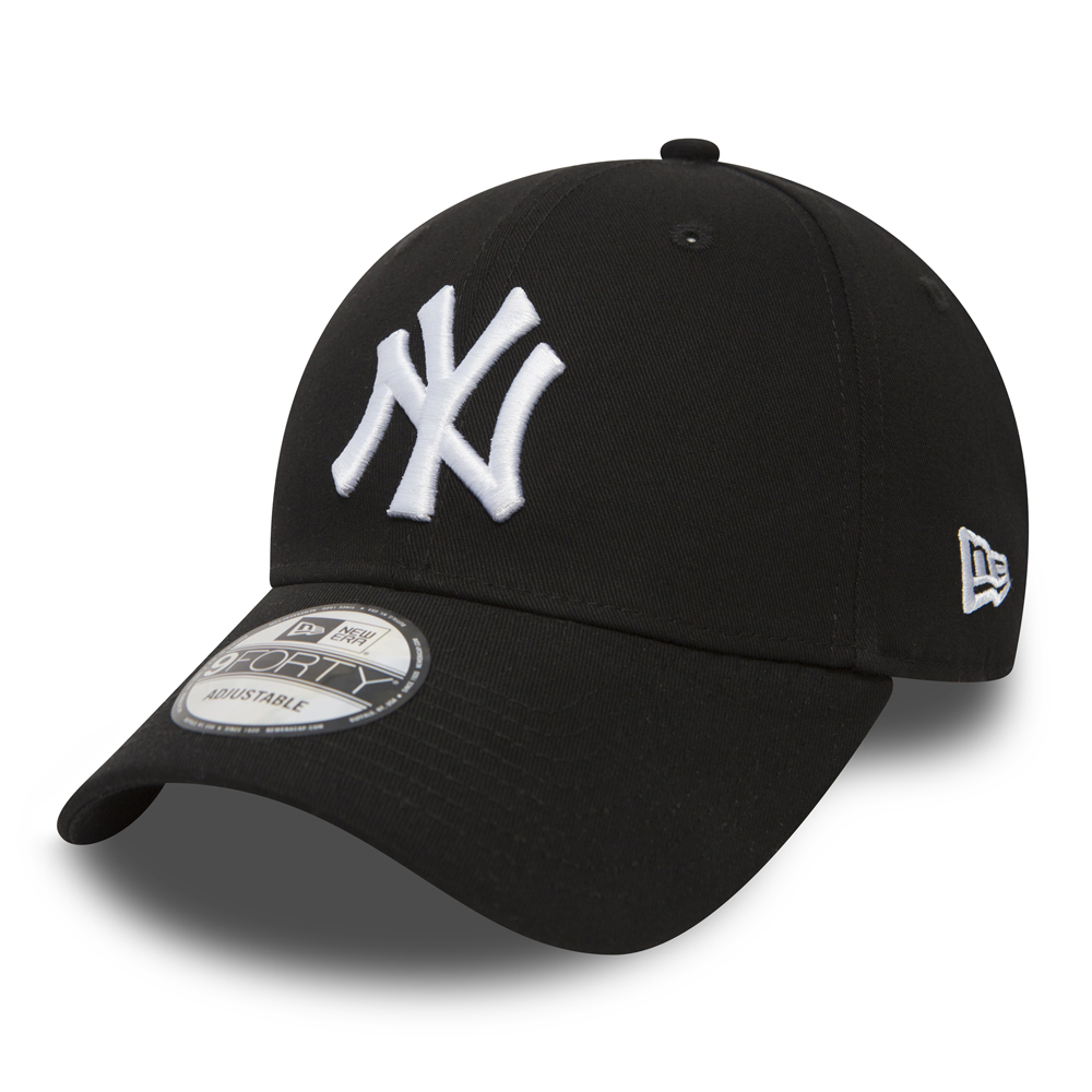 NY Yankees Essential 9FORTY, negro