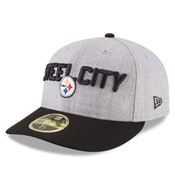 Pittsburgh Steelers 2018 NFL On-Stage Draft Low Profile 59FIFTY
