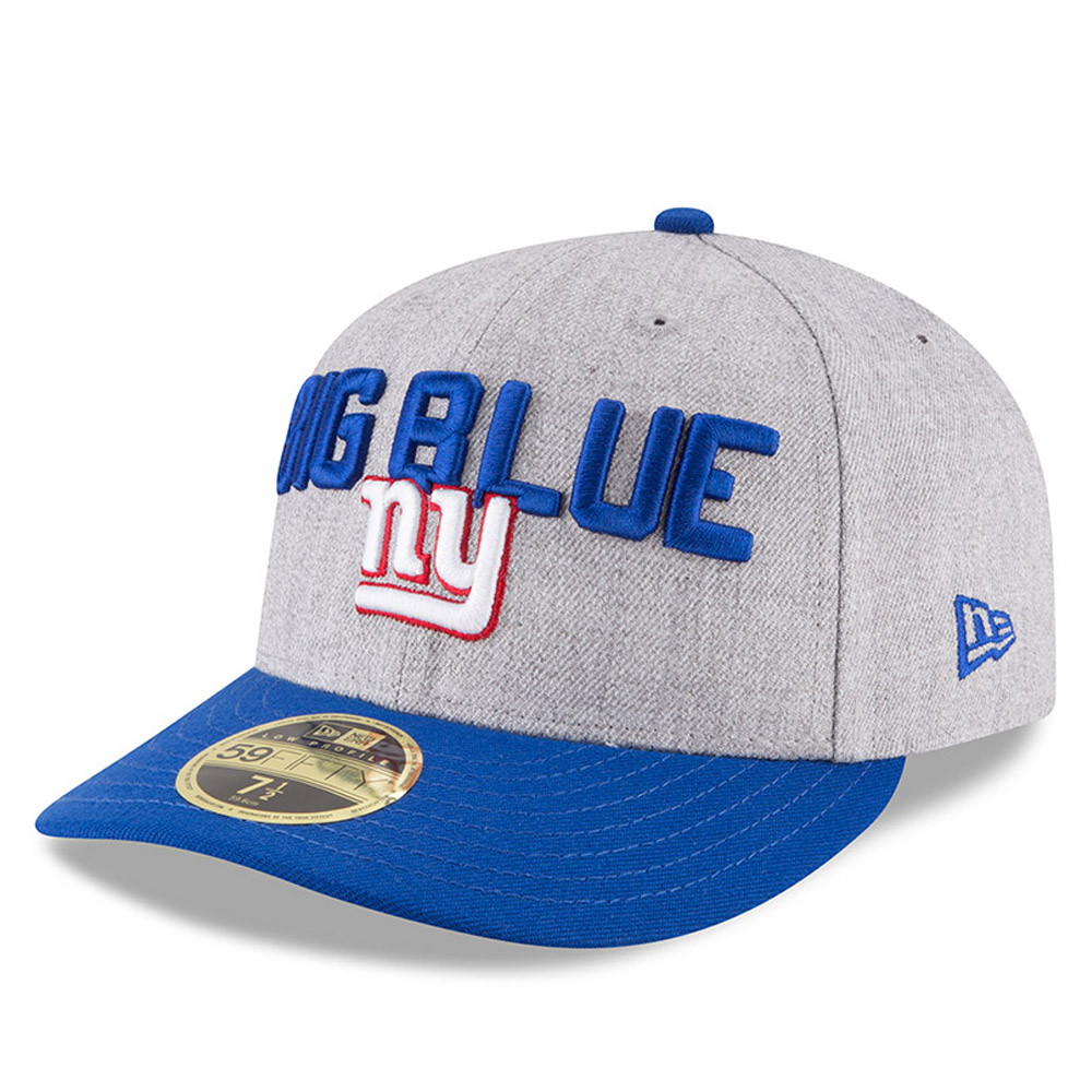 New York Giants 2018 NFL On-Stage Draft Low Profile 59FIFTY
