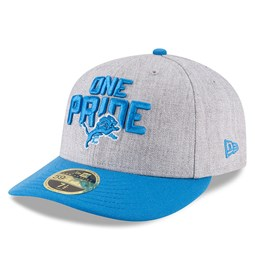 Detroit Lions 2018 NFL On-Stage Draft Low Profile 59FIFTY