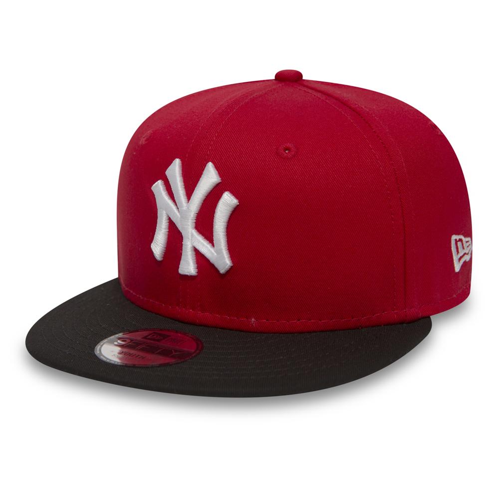 9FIFTY Snapback – NY Yankees Cotton Block – Kinder