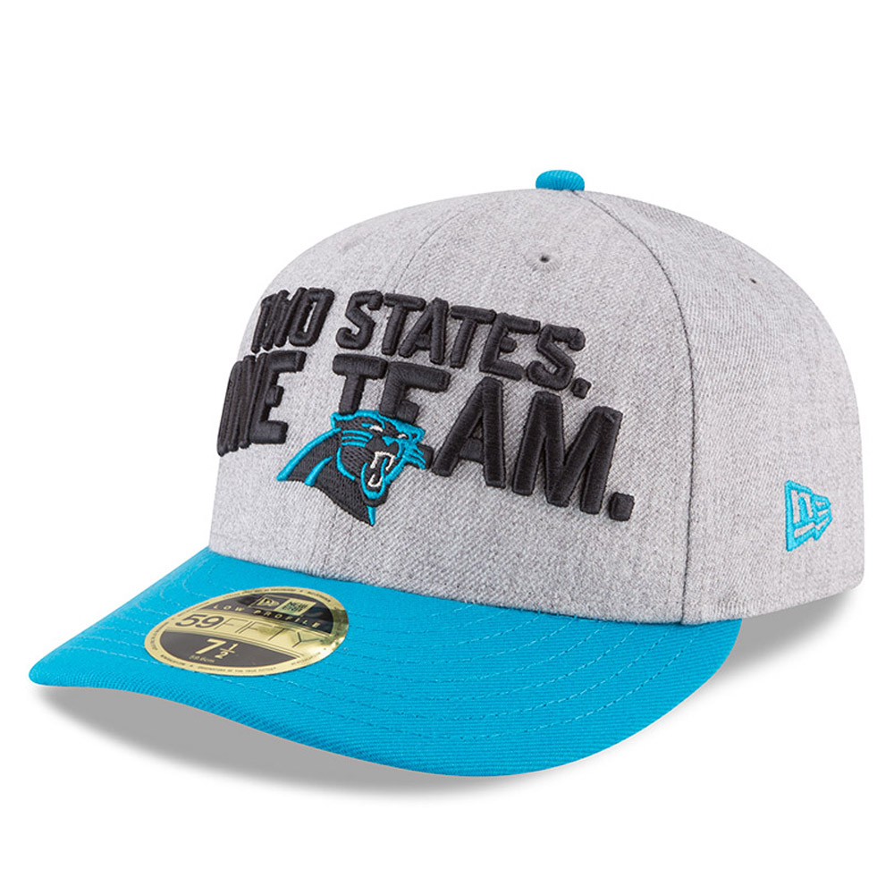 Carolina Panthers 2018 NFL On-Stage Draft Low Profile 59FIFTY