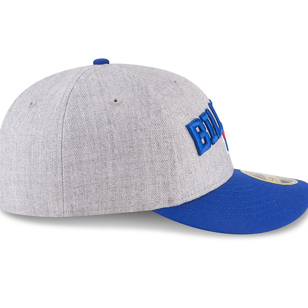 super popular 6bf02 20e6c ... coupon code for buffalo bills 2018 nfl on stage draft low profile  59fifty 9d974 05612