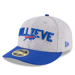 Buffalo Bills 2018 NFL On-Stage Draft Low Profile 59FIFTY