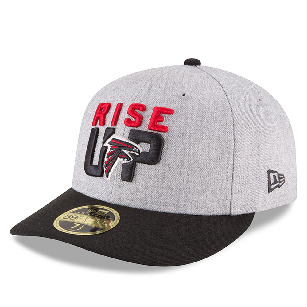 Atlanta Falcons 2018 NFL On-Stage Draft Low Profile 59FIFTY