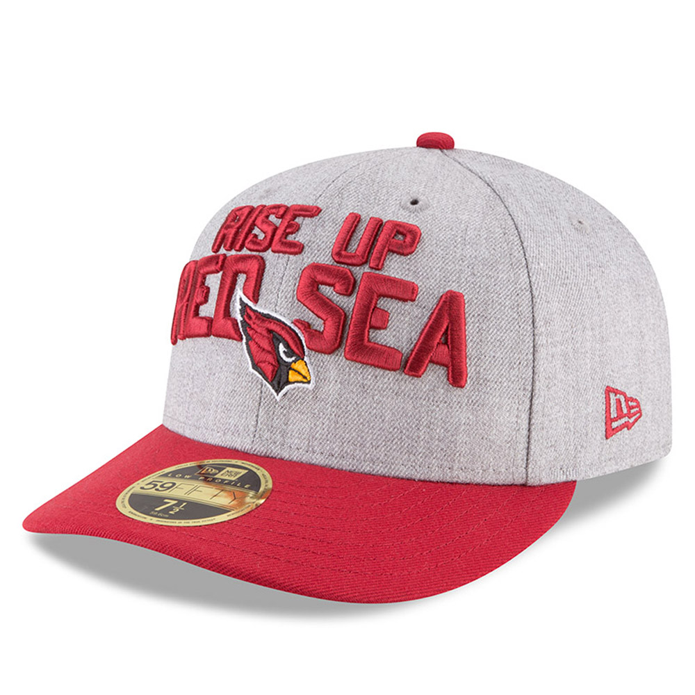 Arizona Cardinals 2018 NFL On-Stage Draft Low Profile 59FIFTY