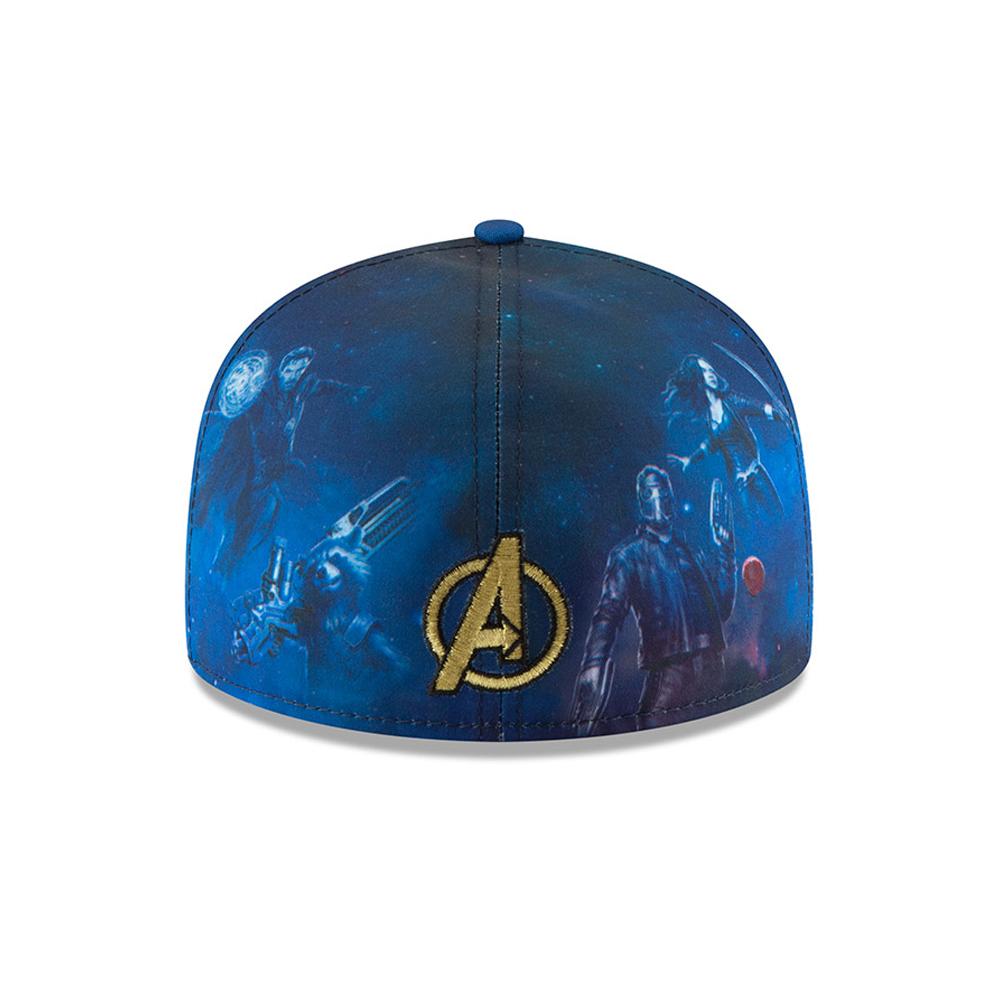 fab72598a Avengers Infinity War allover 59FIFTY | New Era