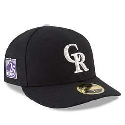 Colorado Rockies Anniversary Side Patch Low Profile 59FIFTY