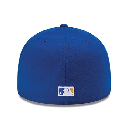 Kansas City Royals Anniversary Side Patch Low Profile 59FIFTY