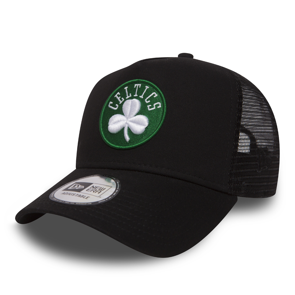 Boston Celtics Reverse Team A Frame Trucker c0dfc9790fe9