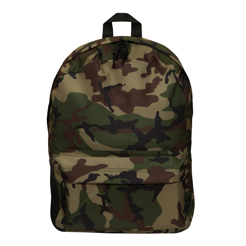 Sac à dos New Era Stadium camouflage forestier