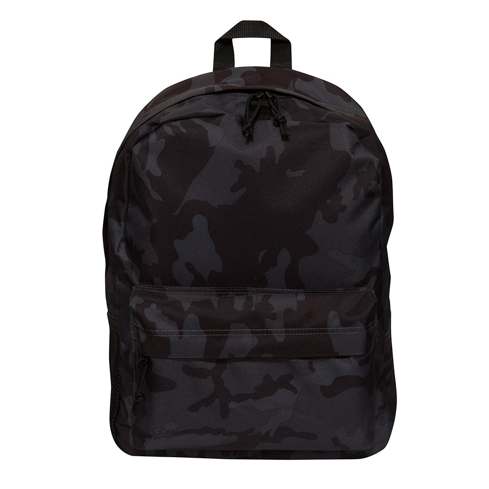 New Era – Stadion-Rucksack – Midnight-Camo