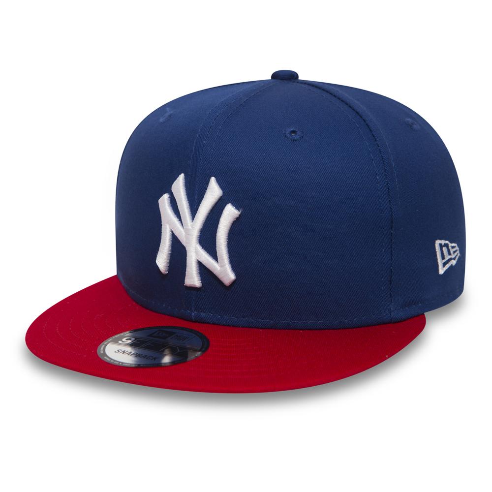 9FIFTY Snapback – NY Yankees Cotton Block – Blau