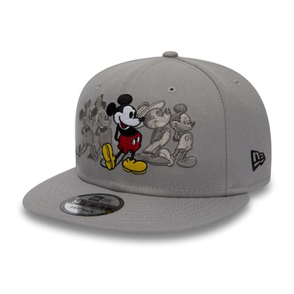 17fef5ee4e4 Mickey Mouse Evolution of Mickey 9FIFTY Snapback