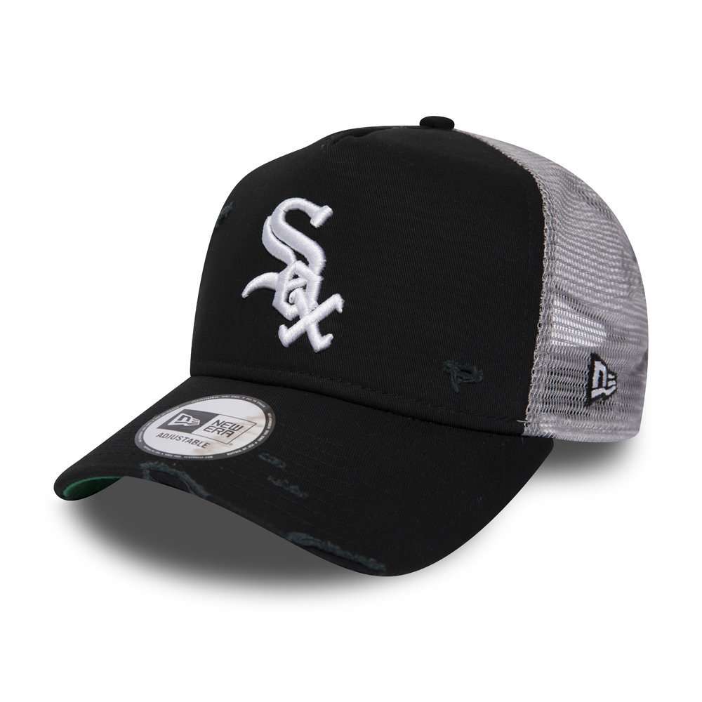 Chicago White Sox Distressed A Frame Trucker