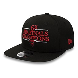 Chicago Bulls Champions Timeline 9FIFTY Snapback