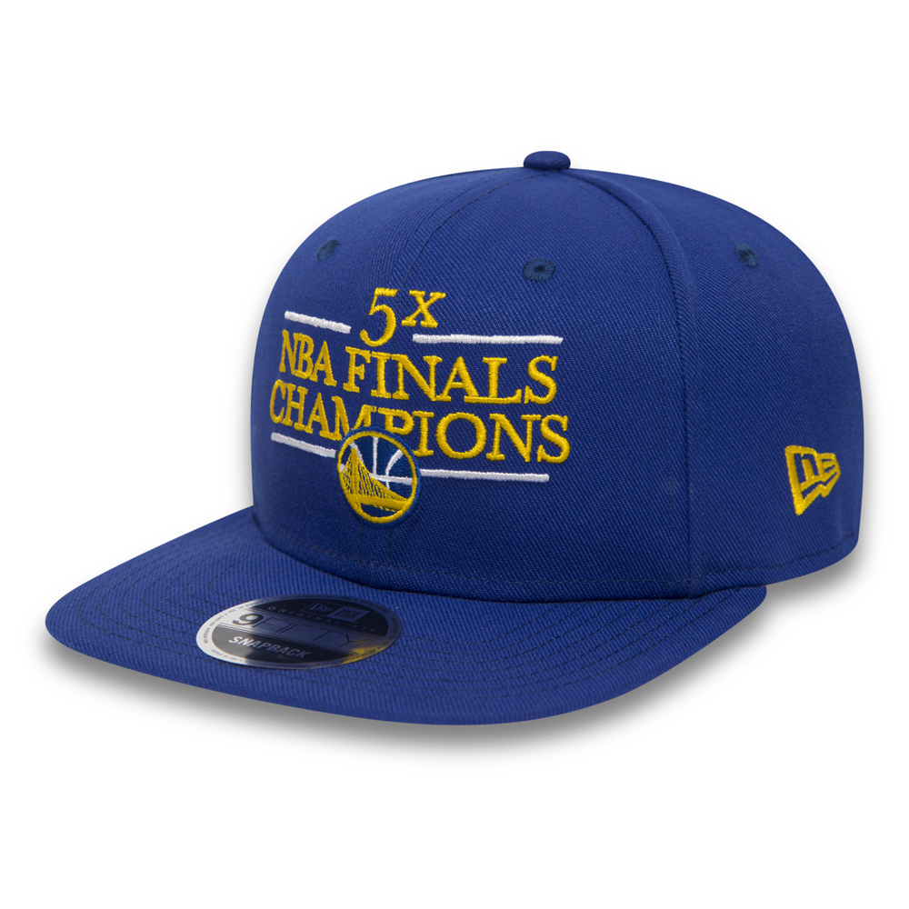 9FIFTY Snapback – Golden State Warriors – Champions Timeline