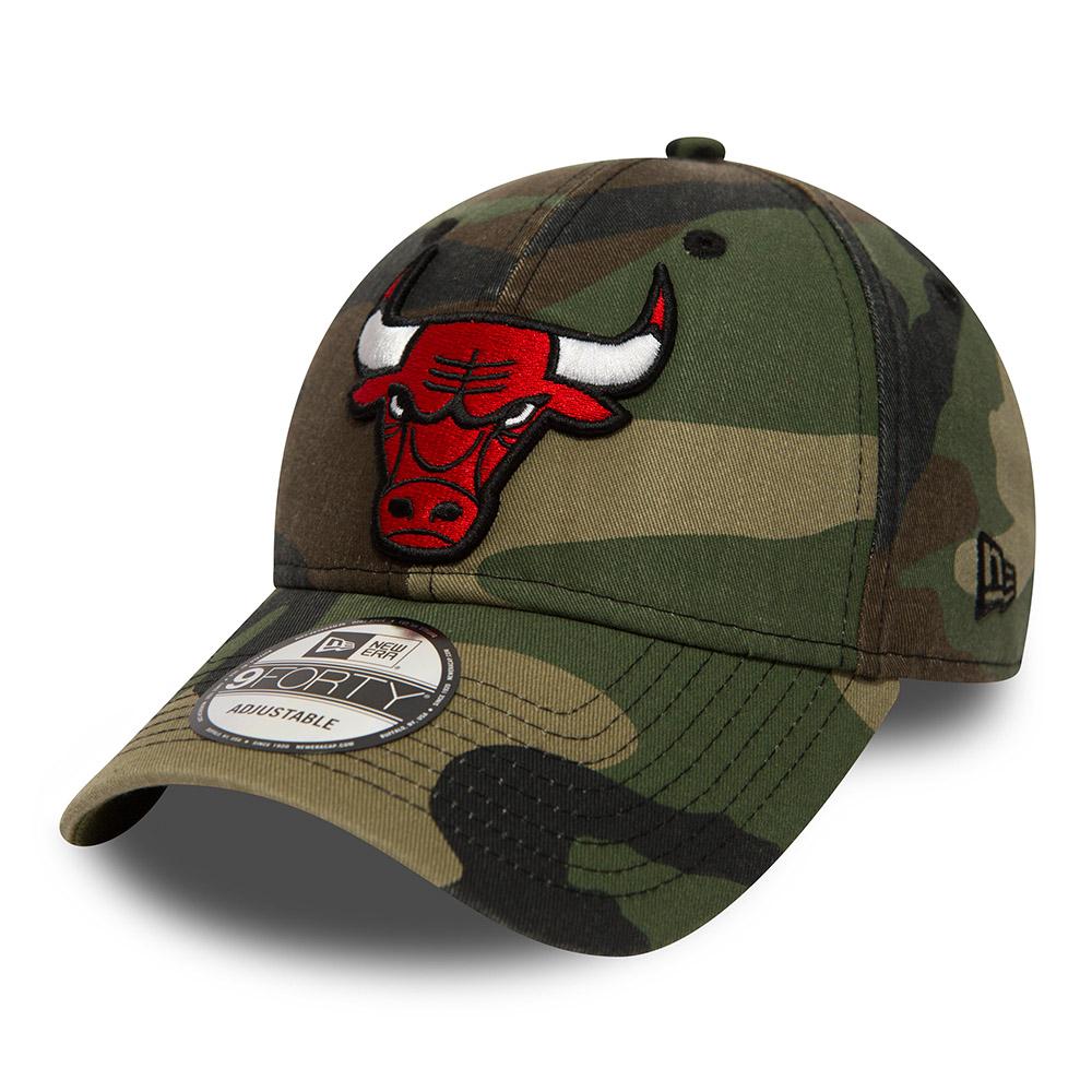 9FORTY ‒ Chicago Bulls ‒ Verwaschenes Camouflage