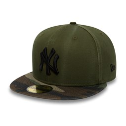 New York Yankees Camo 59FIFTY délavé