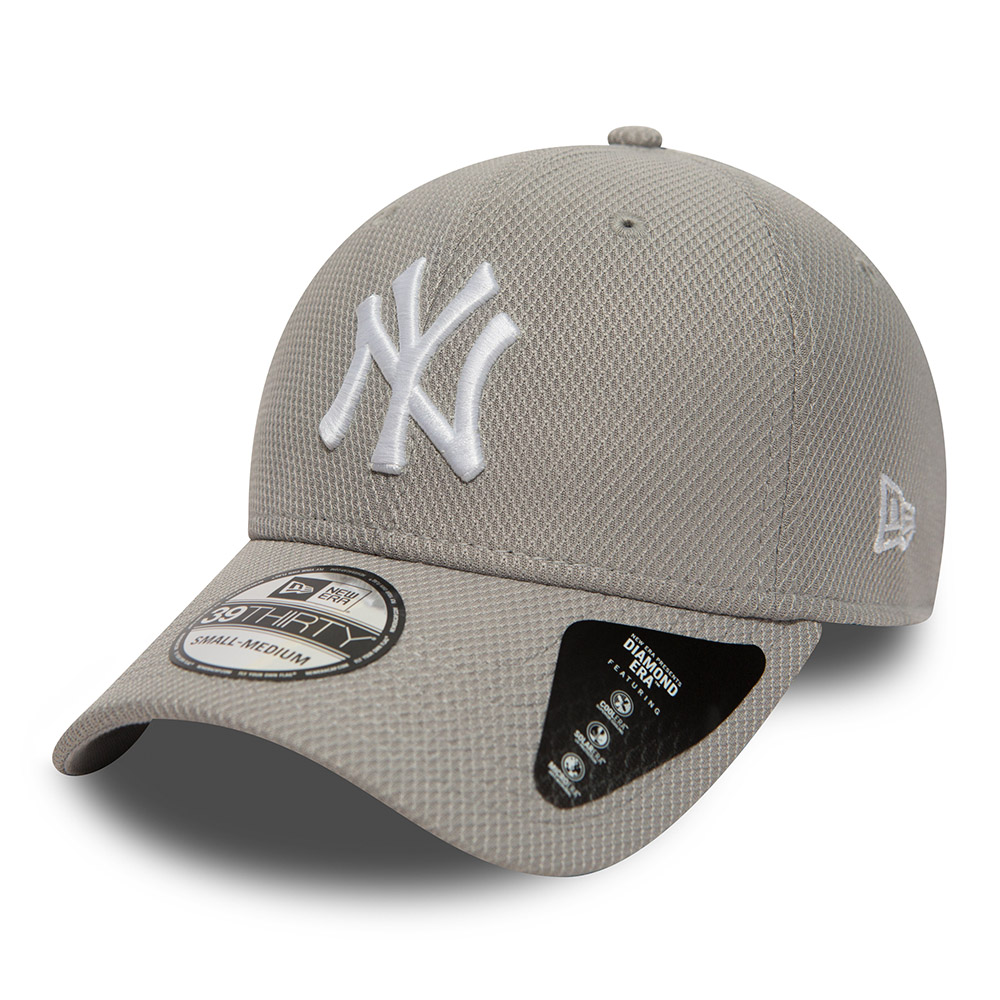 New York Yankees Diamond Era 39THIRTY gris