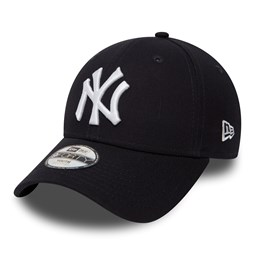 NY Yankees Essential Kids Navy 9FORTY