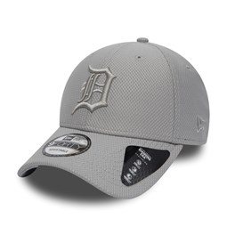 Detroit Tigers Diamond Era 9FORTY, gris