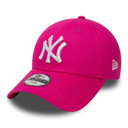 NY Yankees Essential Pink 9FORTY bambino