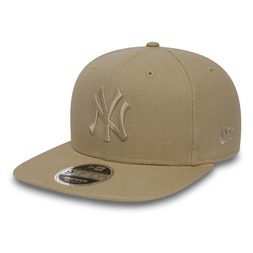 New York Yankees Canvas Original Fit 9FIFTY Snapback