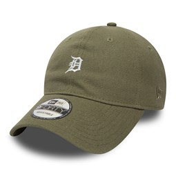 Detroit Tigers Canvas Khaki Green 9FORTY