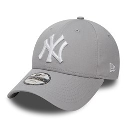 NY Yankees Essential Kids Grey 9FORTY