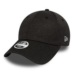 New Era Sport Jersey 9FORTY mujer, negro
