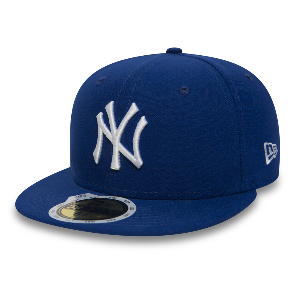 NY Yankees Essential Kids Blue 59FIFTY