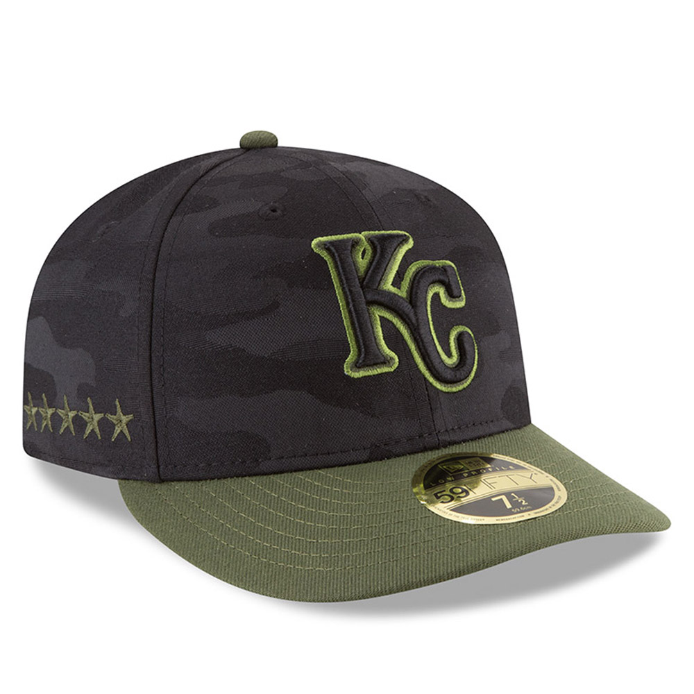 Kansas City Royals 2018 Memorial Day Low Profile 59FIFTY